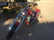 Harley Custom pro Street