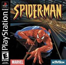 Spiderman - PS1 PS2 Complete Playstation Game