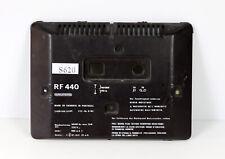 Rückseite, Blende, Verkleidung für Grundig RF 440 Radio