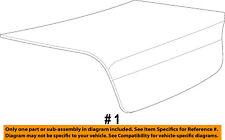Dodge CHRYSLER OEM 15-18 Charger-Trunk Lid 68265451AG