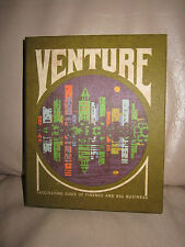 Vintage 1970 Venture Card Game - Game of Finance & Big Business by 3M Company