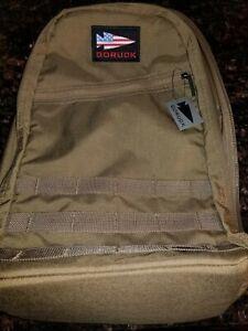 Brand New GoRuck Bullet Ruck Backpack B15-0707C Coyote Brown Go Bag