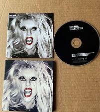 Lady Gaga the Monster Ball Tour Madison Square Garden & Lady Gaga Born This Way