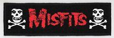 MISFITS SUPERSTRIP PATCH / SPEED-THRASH-BLACK-DEATH METAL