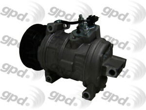 A/C Compressor-New Global 6512272