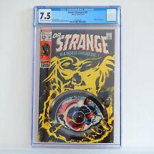 1969 MARVEL (CGC 7.5) Dr. Strange #181. If a World Should Die.