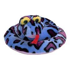 Snake Purple 40 Inch Stuffed Plush Toy