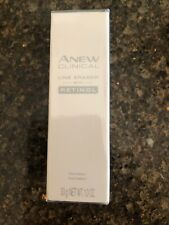 Avon ANEW CLINICAL  Line Eraser with Retinol 1 oz.