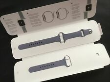 Genuine Apple Watch Sport Band LAVENDER GRAY 44mm (42mm)