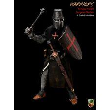 (s) ACI Toys ACI24D Crusader Templar Knight Sergeant Brother 1:6 Figure - NIB