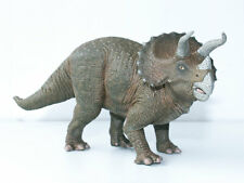 Papo Triceratops Dinosaur MODEL 55002 22cm Length NEW with Chinese Label