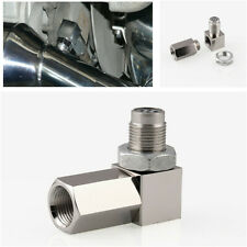M18X1.5 Thread O2 Sensor Spacer Engine Light CEL Check Bung Catalytic Converter