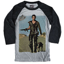 MAD MAX 2 T-shirt Mel Gibson The Road Warrior 1981 Il guerriero della strada
