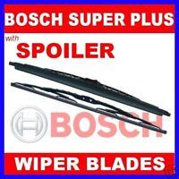 "BOSCH Super Plus Wiper Blades - 24"" Drivers with Spoiler & 21"" Passenger 24s/21"