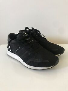 ADIDAS ORIGINALS Womens Los Angeles Black White Running Shoes Sneaker Sz US 7