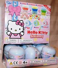 Tomy - Gacha Box Kugel Überraschungskugel Hello Kitty  Stationery Collection