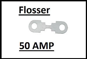 Fuse Strip-Flosser Fuse Strip 50 AMP