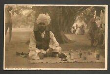 India vintage postcard HAKIM – NATIVE DOCTOR