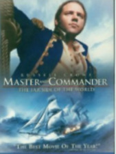 Master and Commander The Far Side if the World Dvd
