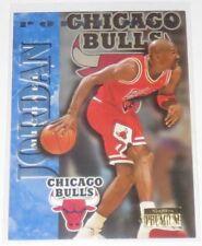 1996/97 Michael Jordan Chicago Bulls NBA Skybox Premium Point Men Card #247 NM
