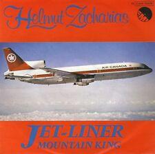 HELMUT ZACHARIAS - Jet-Liner & Mountain King (single 45)