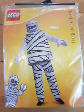 LEGO Mummy Costume Size S 4-6 Yrs Kids Dress Up  Fancy dress