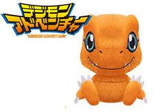 Digimon 4'' Agumon Plush Prize NEW