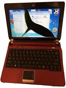 "Gateway  KAV60 LT20 Netbook 10.1"" Intel Atom @1.60 Ghz 1GB RAM 250 HDD used"