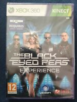 The Black Eyed Peas Expérience Xbox 360 Kinect NEUF SOUS BLISTER VF