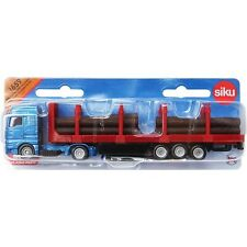 siku 1659 Wooden Transport Truck 1:87 Metal die-cast minicar toy