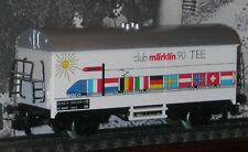 märklin-H0 4415.90743 club märklin 90 TEE, Kühlwagen-SoMo der SNCF, TOP und ORK