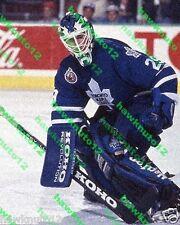 Felix POTVIN TORONTO MAPLE LEAFS 8 x 10 color PHOTO hockey #Tfp884gs9E