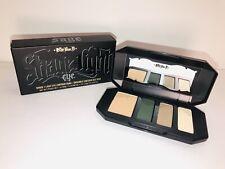 Kat Von D Shade + Light Eye Contour Quad Sage - matte greens for brown eyes BN