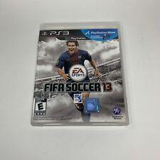 FIFA Soccer 13 (Sony PlayStation 3, 2012) PS3