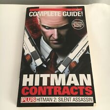 HITMAN CONTRACTS COMPLETE GUIDE BY NICK JONES 2004 PAPERBACK BOOK