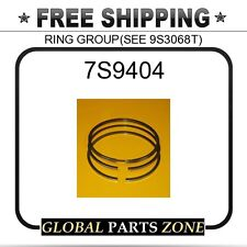 7S9404 - RING GROUP(SEE 9S3068T) 9S3068 1P0241 2P9630 fits Caterpillar (CAT)