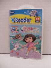 VTech V.Reader Dora The Explorer And The Three Little Pigs E Book Learning Games