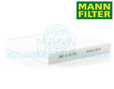 Mann Hummel Interior Air Cabin Pollen Filter OE Quality Replacement CU 26 009