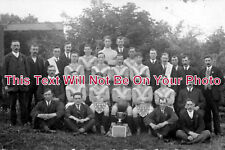 NH 106 - Woodford Central Football Club, Northamptonshire - 6x4 Photo