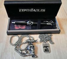The Expendables - Sylvester Stallone - Skull - Totenkopf - Kugelschreiber - Look