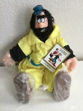 Vtg Popeye Brutus Plush Doll 1985 Presents Hamilton By King Features Syndicate