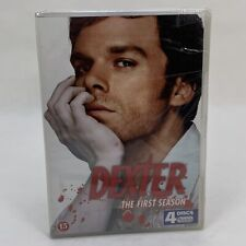 Dexter - Complete Season 1 DVD Series One First - Region 2 Import - New & Sealed