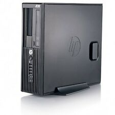 HP Z220 WORKSTATION GAMING PC COMPUTER Xeon E3-1270 V2 3.5GHZ 32GB 256GB NVS 510