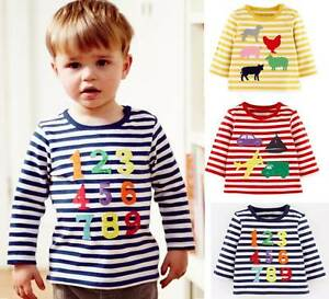 Mini Boden top baby boys applique tee top shirt new ages 0 month - 3 years shirt