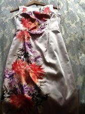 COAST. Floral Contouring Dress.