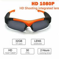 1080P Hidden Camera Sunglasses HD Glasses Spy Eyewear DVR Video Recorder Camera