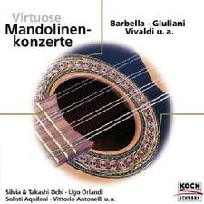 Ochi/ORLANDI/Antonellini/+ - virtuosa Mandolinen concerti CD NUOVO