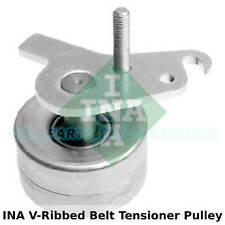INA V-Ribbed Belt Tensioner Pulley - Width: 34.5mm - 531 0046 10 - OE Quality