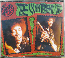 "JIMI HENDRIX   ""THE WINTERLAND DAYS""  2 cd rare mint"