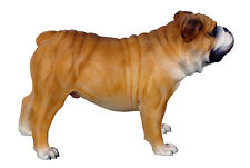BULLDOG ANIMAL FIGURINE